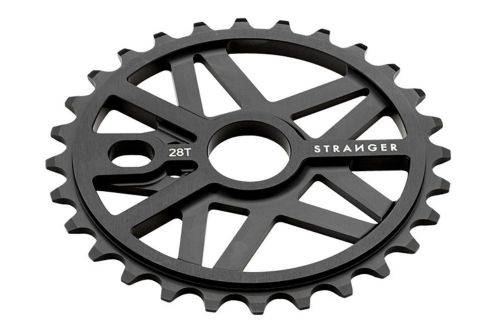 Stranger Strangergram Sprocket - Black 28 Tooth